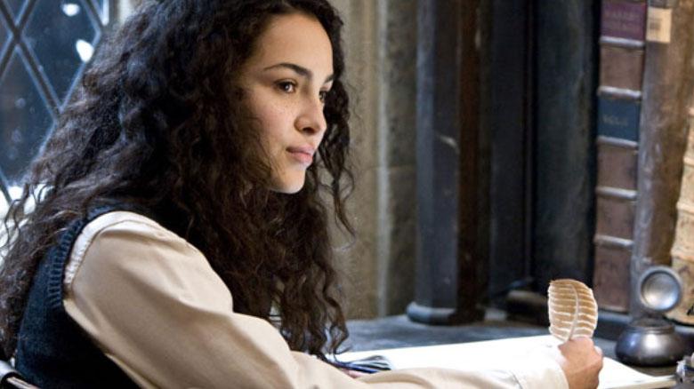 Анна Шаффер в «Гарри Поттере»
